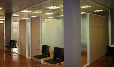 Oficinas la caixa agencaixa y banca privada artis for Oficinas la caixa salamanca